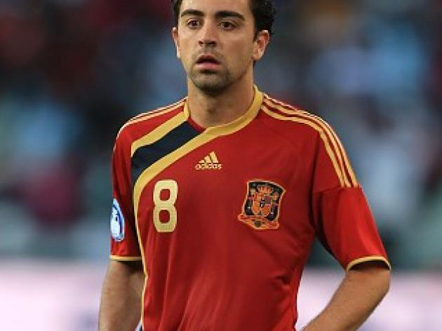 Xavi - This is our moment