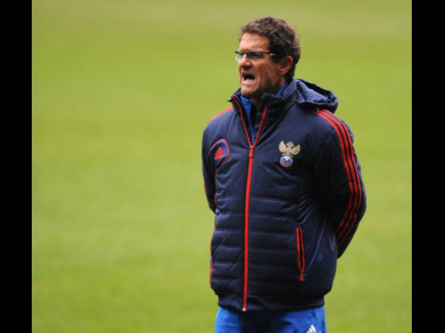 Capello faces personnel troubles for Northern Ireland clash