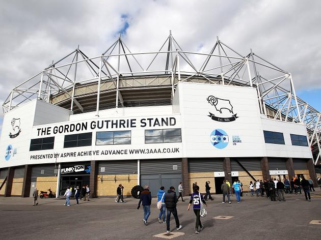 Stadium deal for Derby