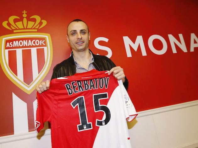 Berbatov, pretenders Monaco await leaders PSG