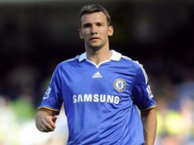 Chelsea is where I want to stay says Andriy Shevchenko