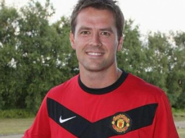 Michael Owen ready for Manchester United challenge