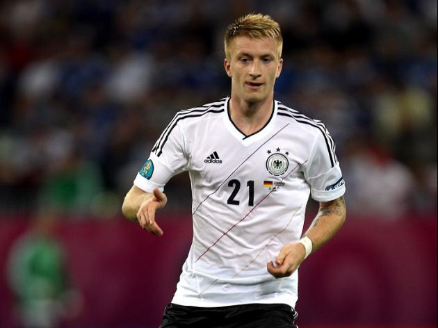 Reus sweats on ankle injury