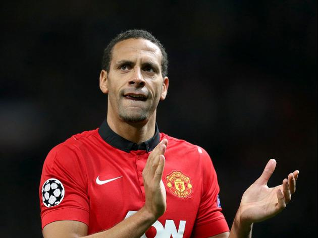 Ferdinand keen to stay with United