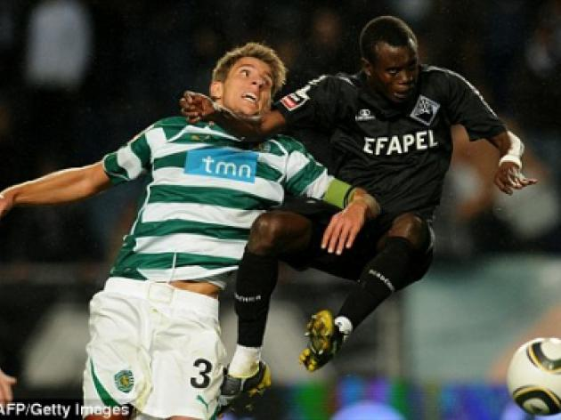 Manchester City step up bid to sign 12m-rated Sporting Lisbon centre back Daniel Carrico