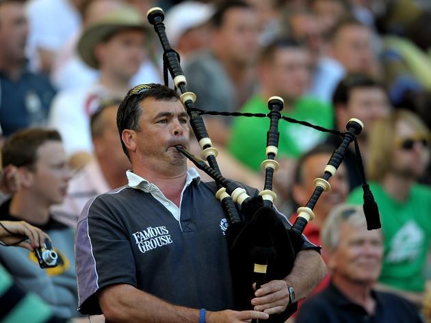 FA denies bagpipe ban claim