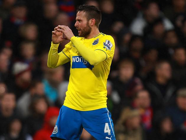 Cabaye buy-out not a concern