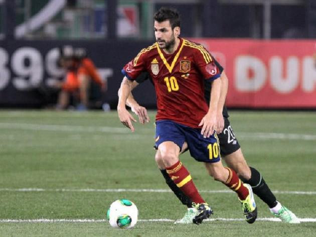 Fabregas and Soldado doubtful for Italy semi