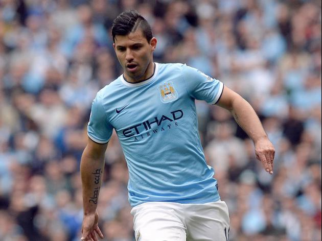 Aguero: I'm sticking with City