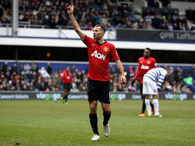 Rafael hails marvellous Giggs