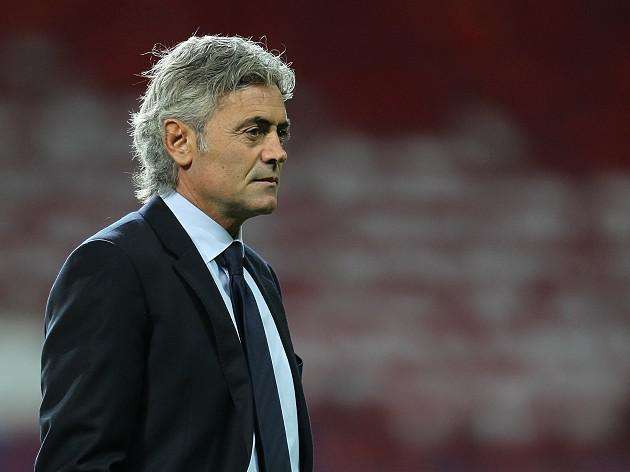 Franco Baldini leaves Roma