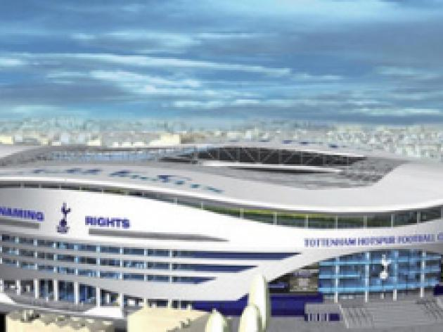 Spurs stadium moves step closer