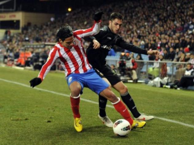 Atletico Madrid and Valencia finish in deadlock