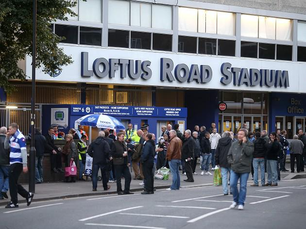 QPR announce new stadium plans