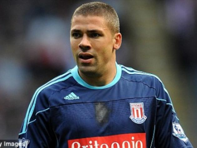 Blackburn v STOKE: Striker Jon Walters recovers from flu