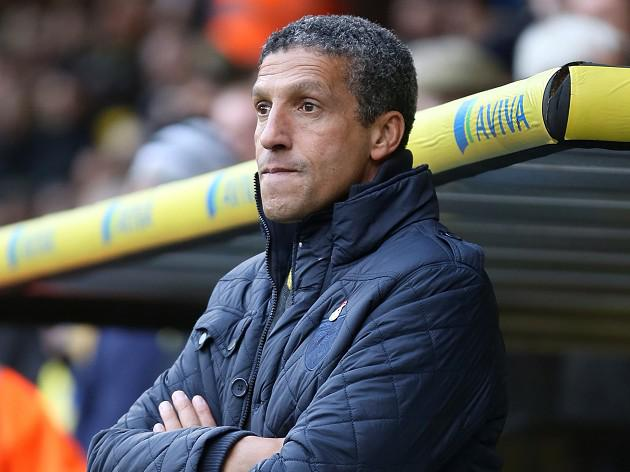 Hughton wants lighter schedule