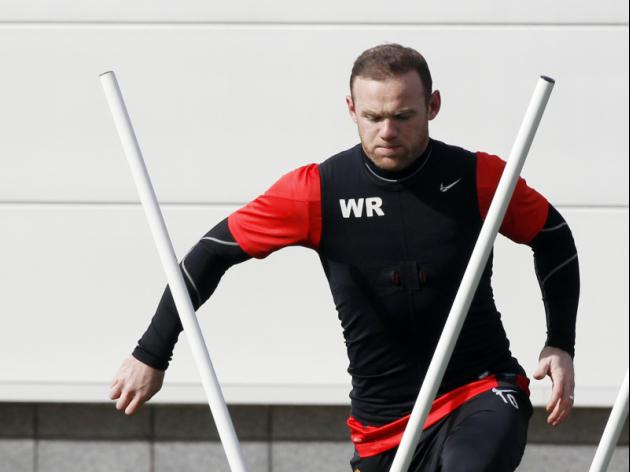 Guardiola sure Uniteds Rooney will face Bayern