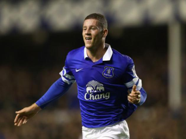 Everton star Ross Barkley is a diamond geezer - we told you so!