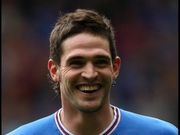 Rangers 1-0 Hearts: Report