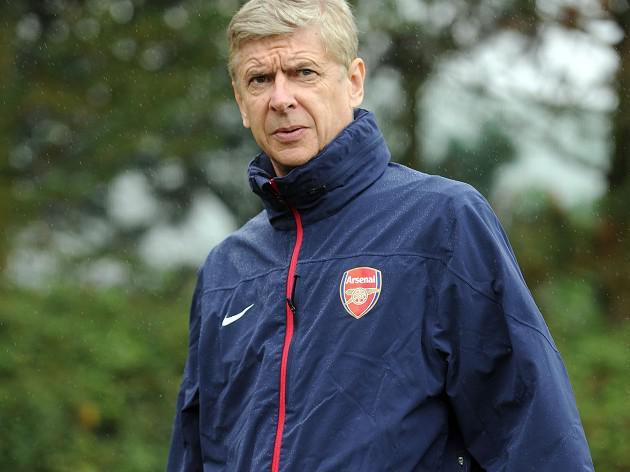 Wenger: Van Persie is a Gunner
