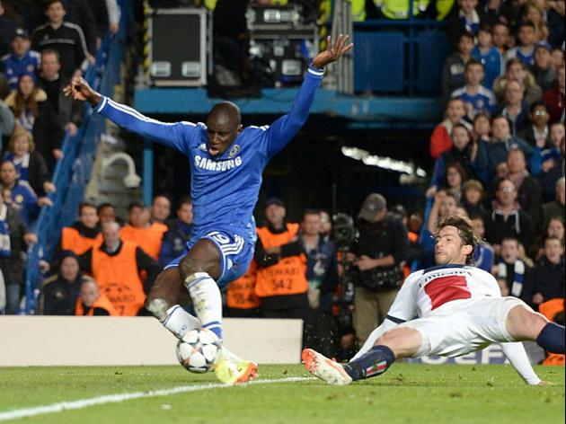 It's Demba Drog-ba says joyful Jose