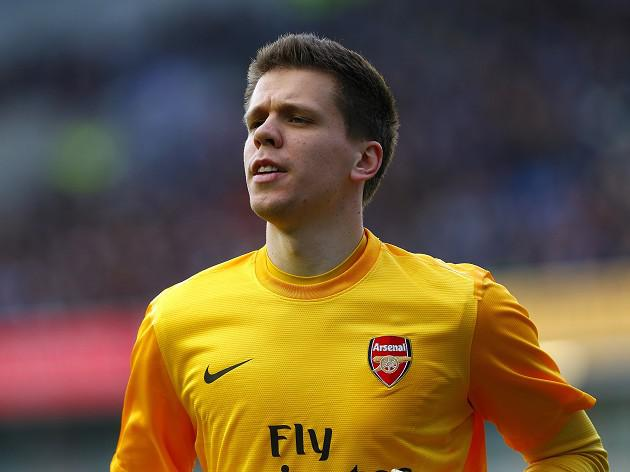 Szczesny distances himself from outburst