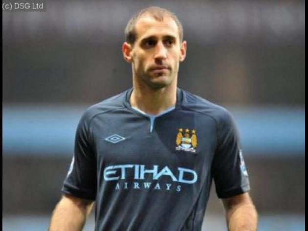 Pablo Zabaleta baffled by Manchester City's European form