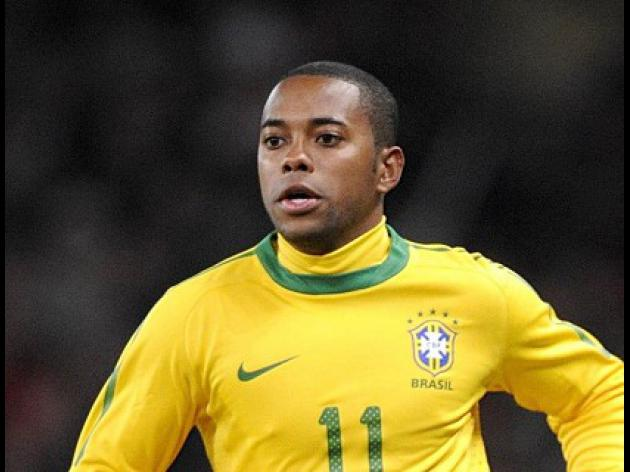 Robinho open to City return