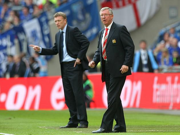 Moyes right man to replace Fergie, says Rio