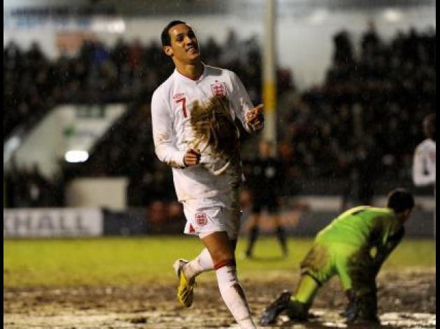 Ince gets two in England rout