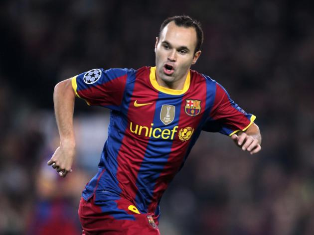 Transfer News: Man City eye Iniesta; Man United want Dani Alves