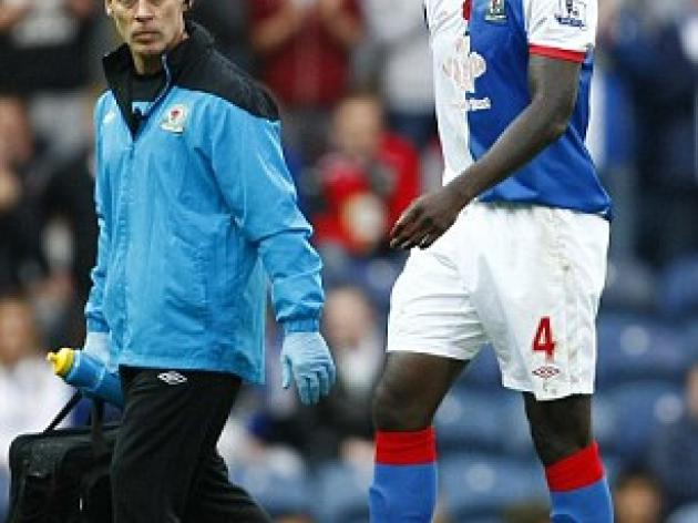 Chris Samba ruled out with hamstring injury