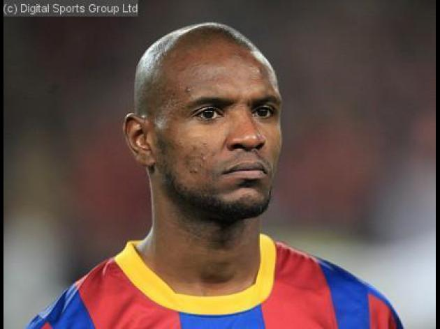 Abidal set for emotional Barcelona fairwell