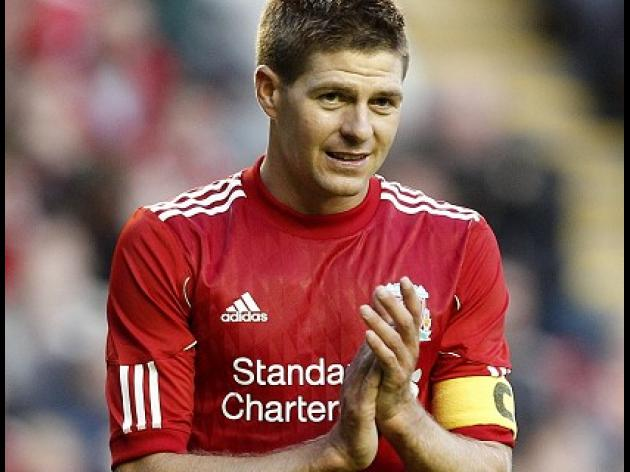 Gerrard targeting United