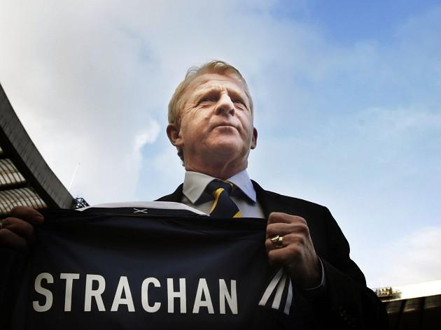 Gordon Strachan glad to have missed out Scotland job before