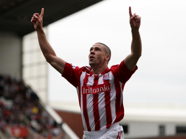 Stoke City 1-0 Blackburn Rovers: Report