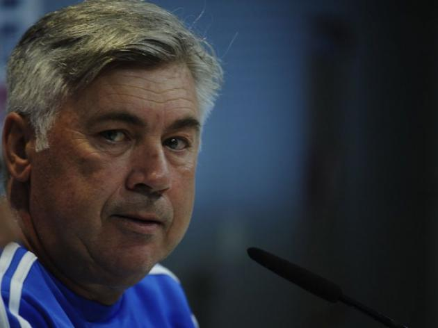 Ancelotti happy with counter-attacking style