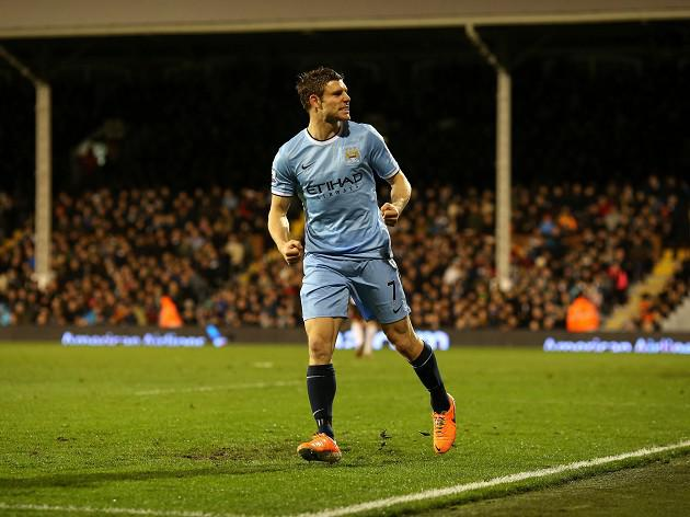Milner hails Man City's character