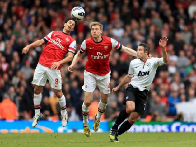 Arsenal vie for upper hand in United rivalry