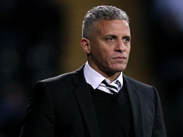 Curle sacked by County
