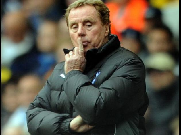 Redknapp: Tough for us to get third