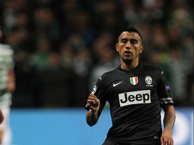 Juve confident Vidal will stay put