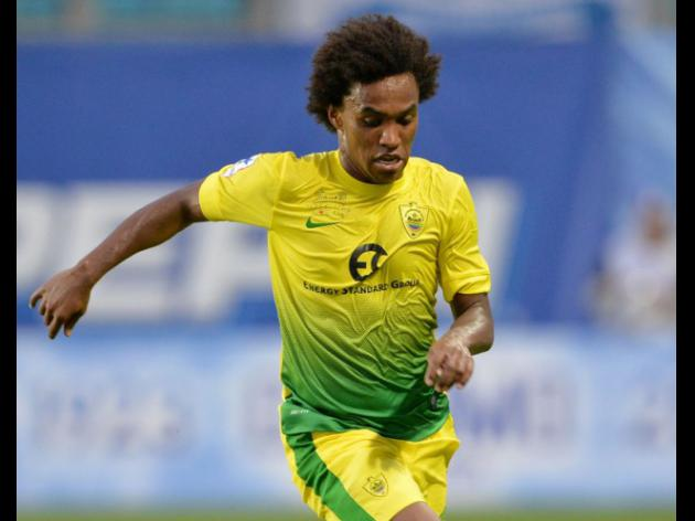 Chelsea Agree Deal For Willian Subject To Medical