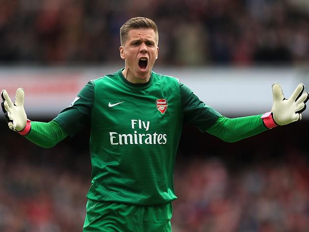 Szczesny in dig at Spurs