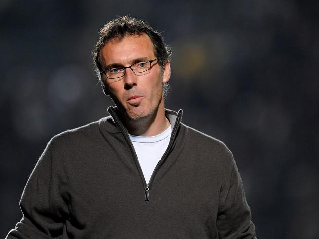 PSG confirm Laurent Blanc as coach