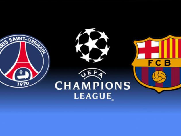 PSG vs Barcelona: Champions League Match Preview