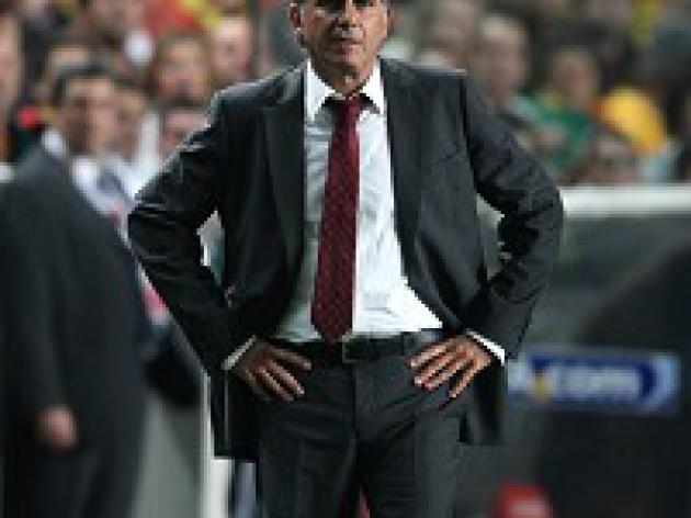Nothing changes for Queiroz