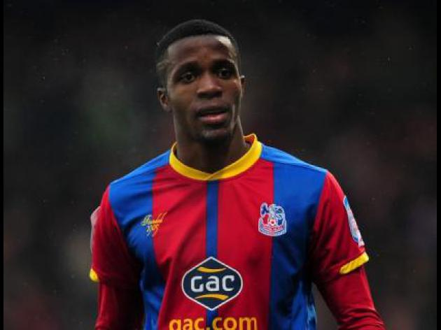 Manchester United agree deal for Crystal Palace's Zaha