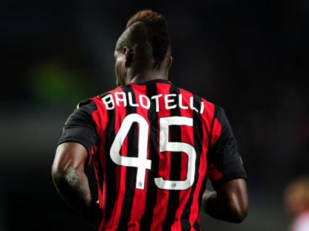 Balotelli tired of critics as Atletico approach