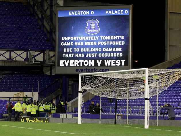 Silver lining for Everton fan